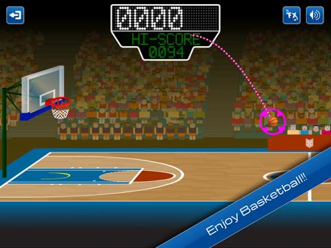 Basketmania All Stars на iPad