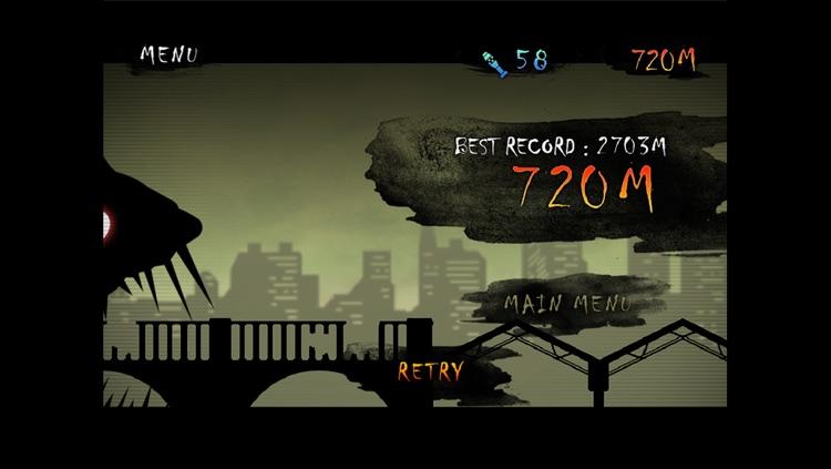 Zombie vs Truck screenshot-3