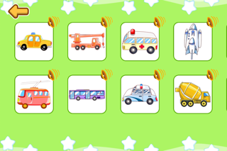 Landee Kids:Learns Transport screenshot two