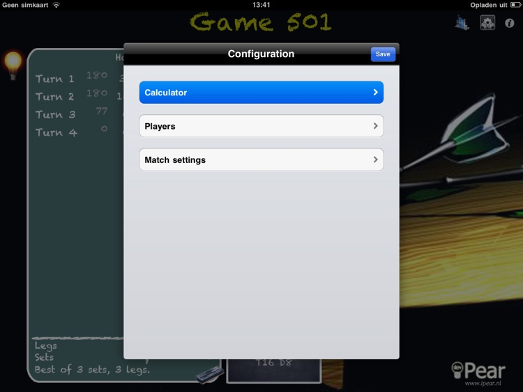Let's Play Darts Scorekeeper Free HD