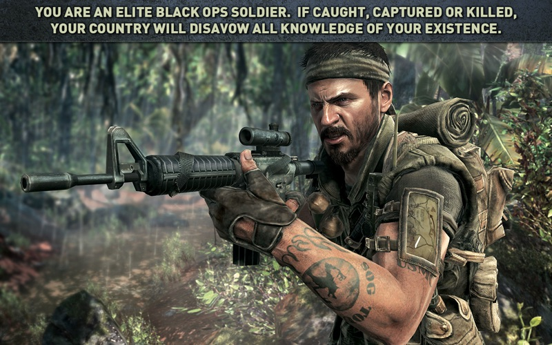 Screenshot #4 for Call of Duty®: Black Ops