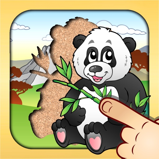 Animal Puzzle For Toddlers And Kids 4