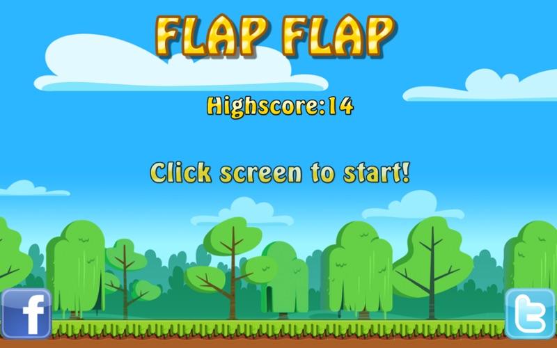 Flap Flap Screenshot