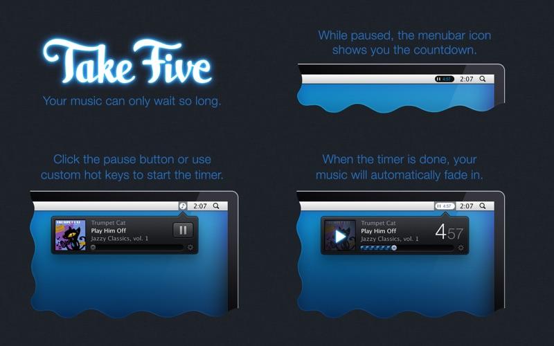 Take Five relance la musique au bout de 5 minutes-capture-1