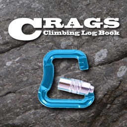 Crags Climbing Log Book
