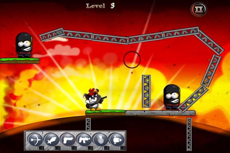 Bear Madness Lite screenshot-3