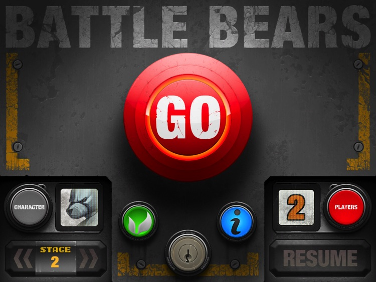 BATTLE BEARS GO screenshot-0