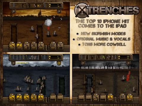 Игра Trenches: Generals
