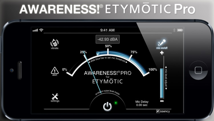Awareness!® for Etymotic Pro