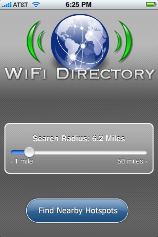 Wifi Directory  (Wireless Hotspots Finder) screenshot-3