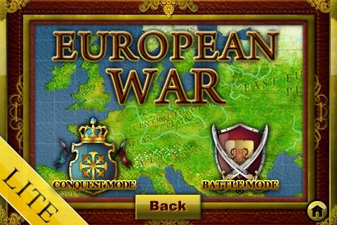 European War Lite screenshot-4