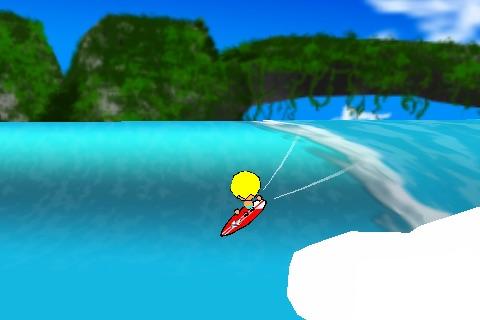 Bobble Surfer