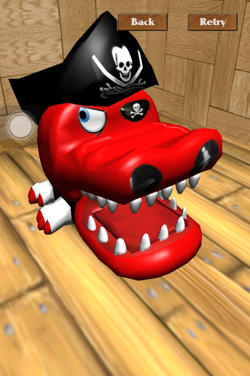 Crocodile Dentist 3D Free