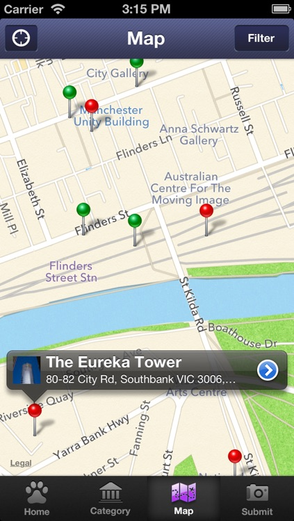 Melbourne Guide Dawg screenshot-4