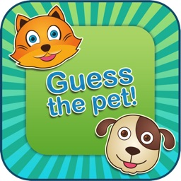 Guess the Pet! Free fun pic words game with many categories
