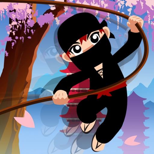 Crazy Ninja Rope Swing – Rush to The Diamond Temple