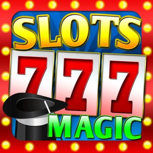 Slots - Magic Journey HD icon