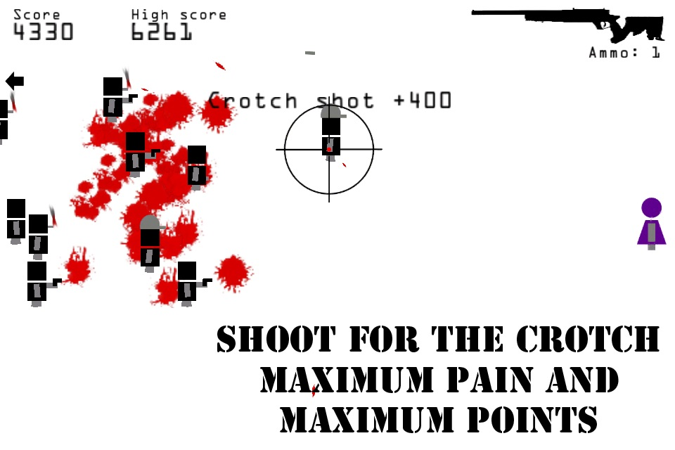 Killer Shooting Sniper X – the top game for Clear Vision training Cheat Codes