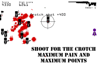 Killer Shooting Sniper X - the top game for Clear Vision