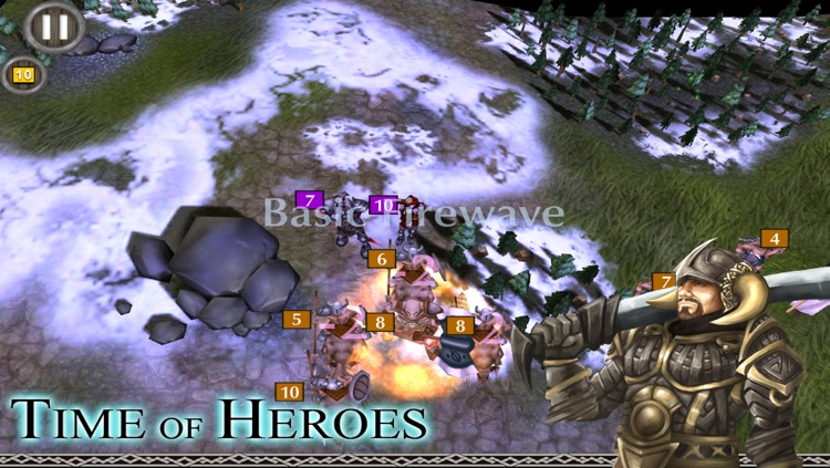 Time of Heroes screenshot-2