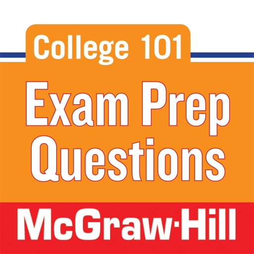 McGraw-Hill's College 101 Exam Prep Questions - Ace Your College Exams