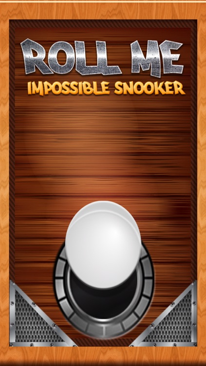 Roll me: The Impossible Snooker