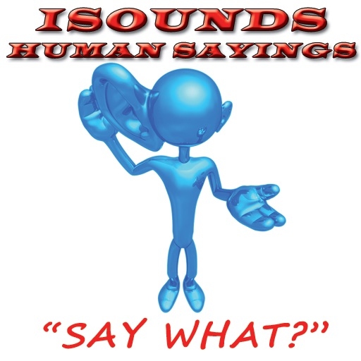 iSounds Human Sayings HD