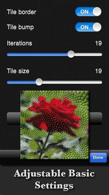 MosaicArtist screenshot-2