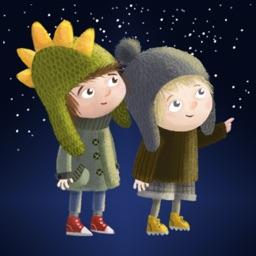 Dragon and Wolf Lite - An Interactive Children`s Book