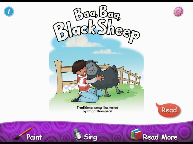 Sing and Learn Nursery Rhymes app