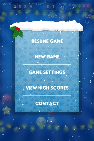 Fuzzle Christmas screenshot-1