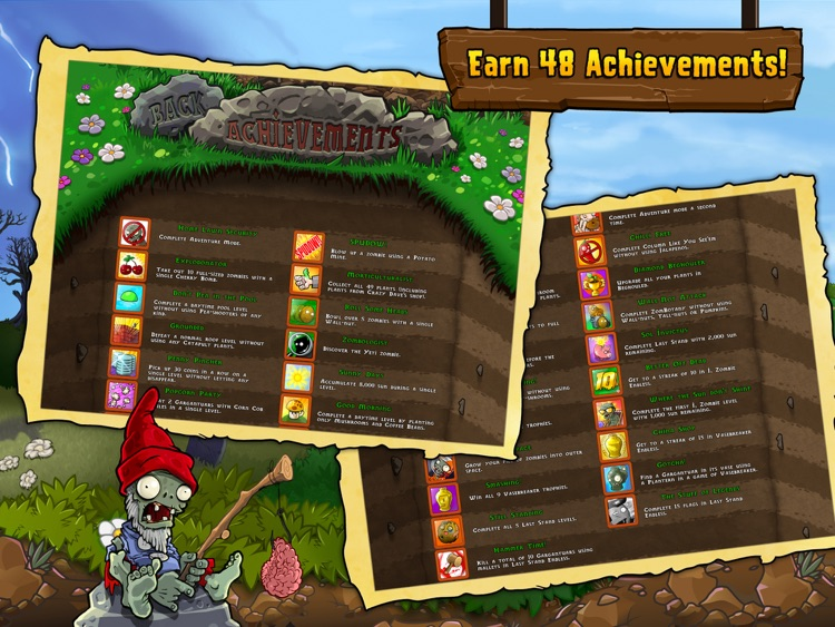 Plants vs. Zombies HD screenshot-4