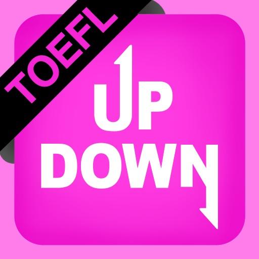 업다운–토플 영단어 (UPDOWN TOEFL vocabulary)