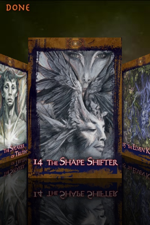 Brian Froud's Heart of Faerie Oracle screenshot-2