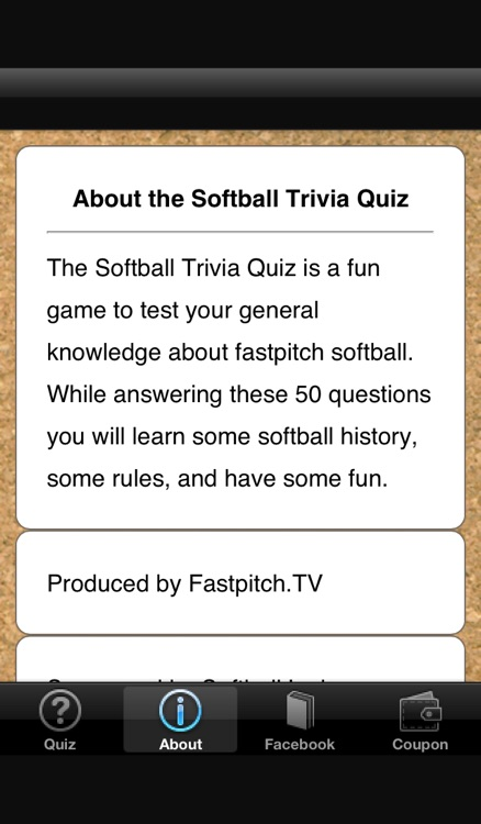 Softball Quiz screenshot-3