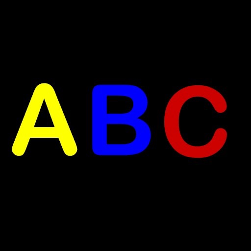 Abecedario ABC in Spanish Alphabet Español