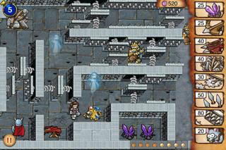 Tiny Heroes Screenshot 2
