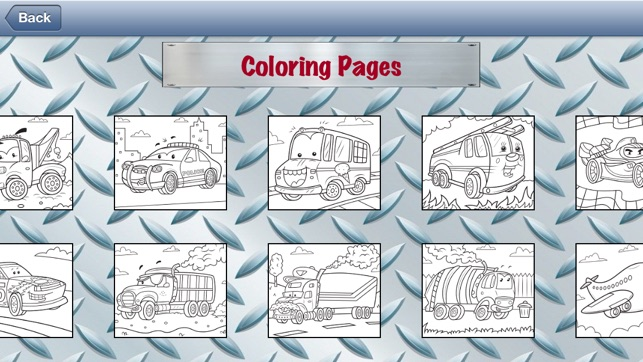 Colour/Color Mix (Car) - Kid Colouring/Coloring Book of Cars ...