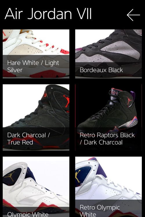 Jordans Catalog: Shoe Guide for Sneaker Heads screenshot-0