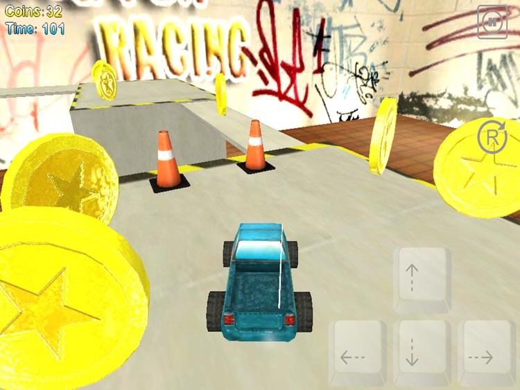 Big Fun Racing HD FREE screenshot-3
