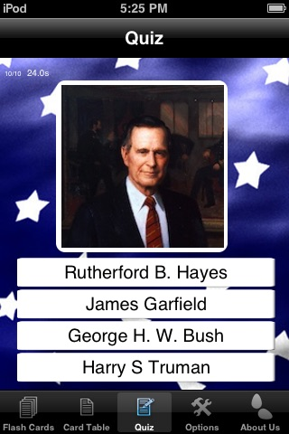 USA Presidents screenshot-4