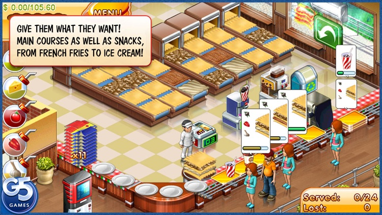 Stand O'Food® 3 screenshot-2