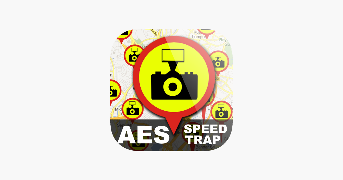 AES Speed Trap Locator - Malaysia on the App Store