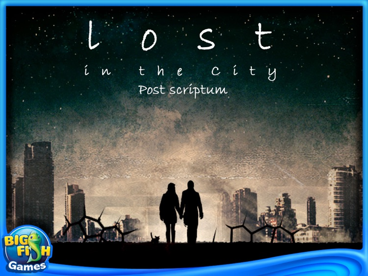 Lost in the City: Post Scriptum HD