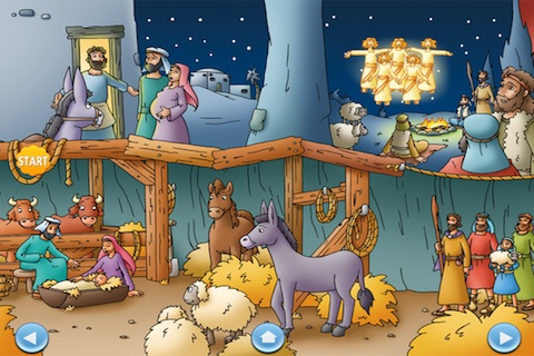 Lift-The-Flap Bible Stories screenshot-2