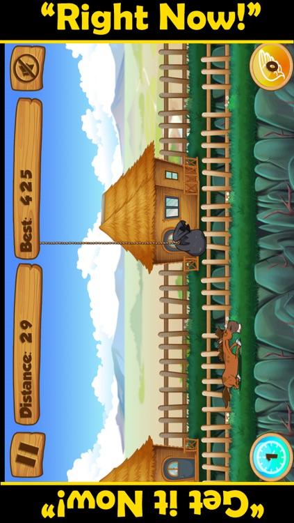 Stupid Horse Derby Race screenshot-3