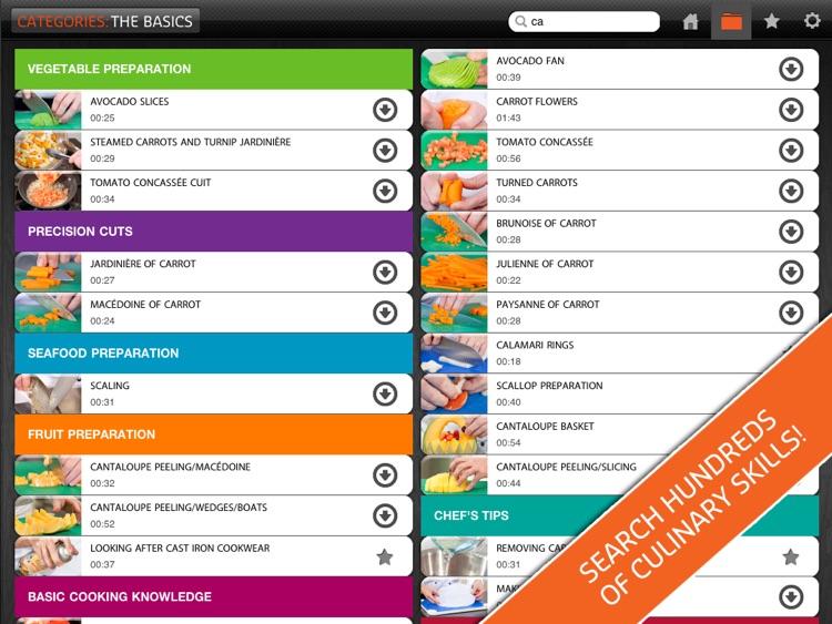 Culinary Fundamentals HD screenshot-4