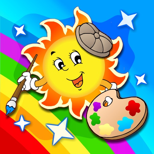 Abby Monkey® - Painter Star: Draw and Color - My First Coloring Book