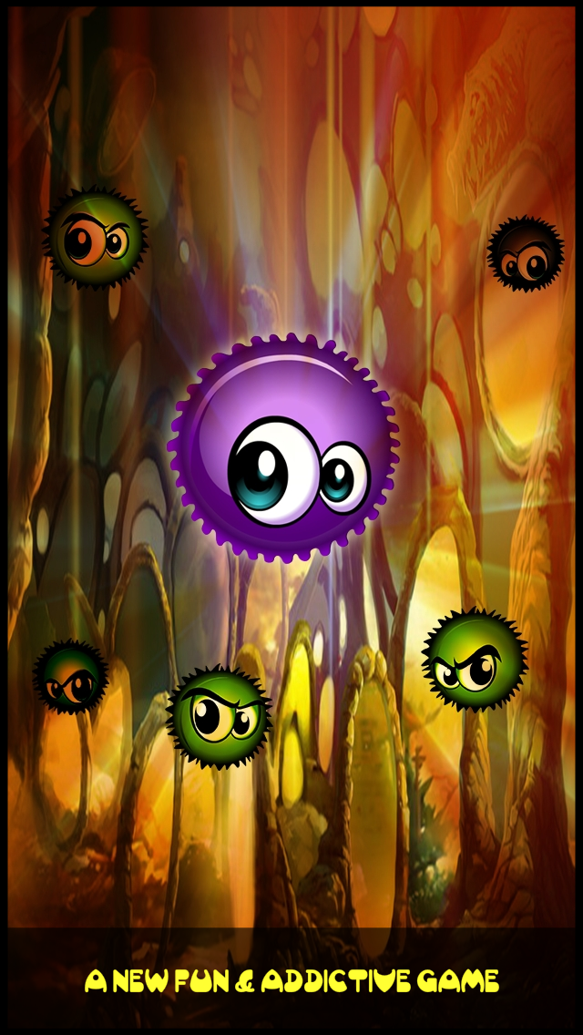 Angry Monster Ball: An Extreme Puzzle War