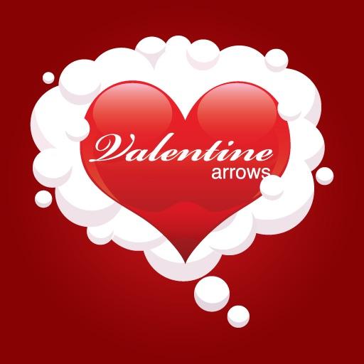 Valentine Arrows